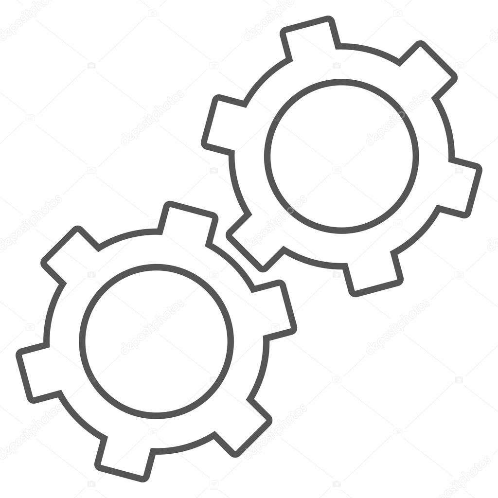 Disenos En Blanco Y Negro Para Tatuajes De Corazones as well Starting The Week On A Positive Note Seelebanonforyourself moreover 105382 Free Turbocharger Vector in addition Stock Illustration Gears Outline Vector Icon further 7620 Fox Racing Logo Download. on simple gear icon