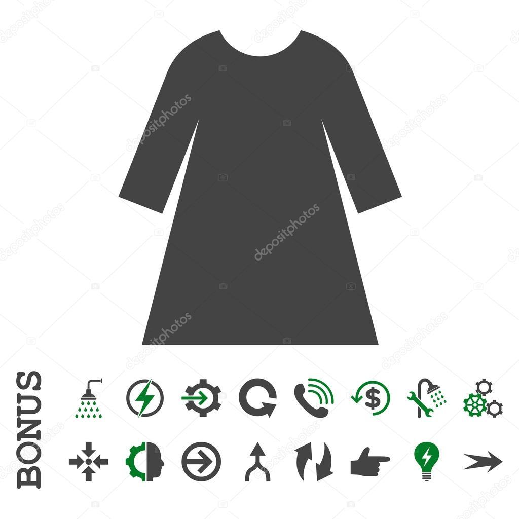 Икона женщины в платьях