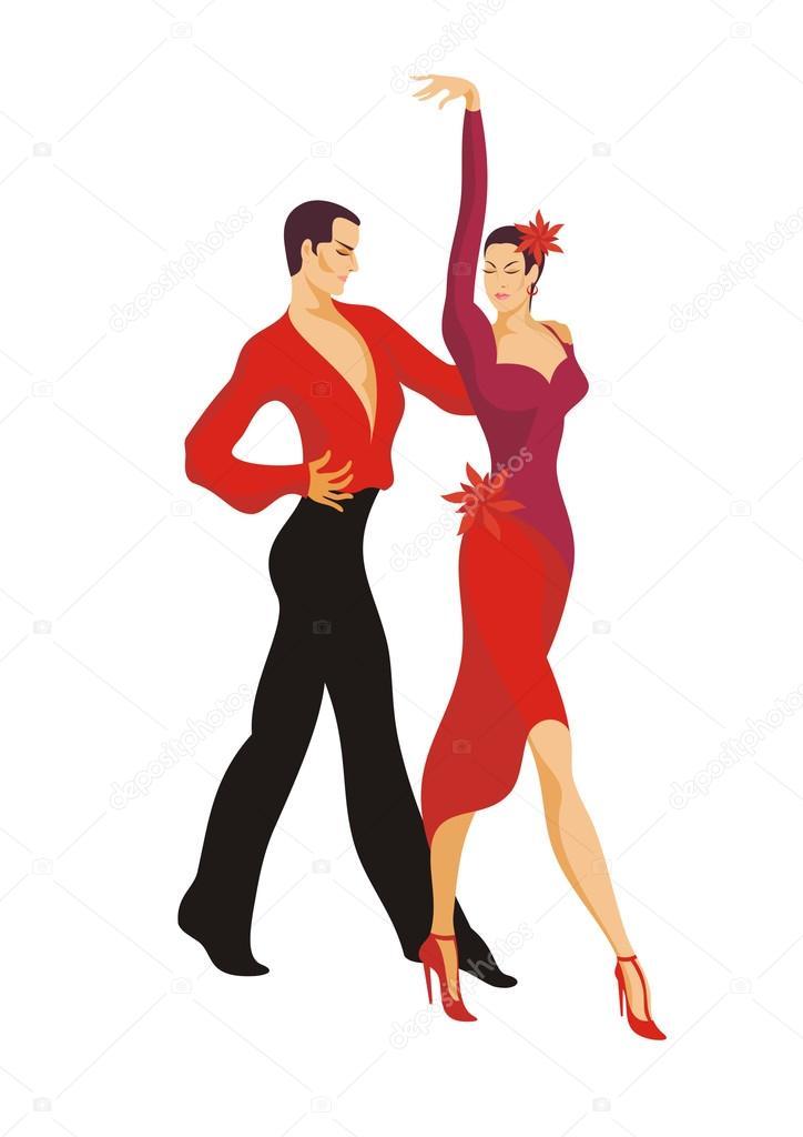pareja danzas pasodoble vector de stock  u00a9 belova8516 rock and roll clip art free black and white rock and roll clip art free