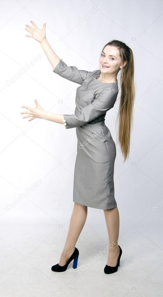 Девушка секретать фото