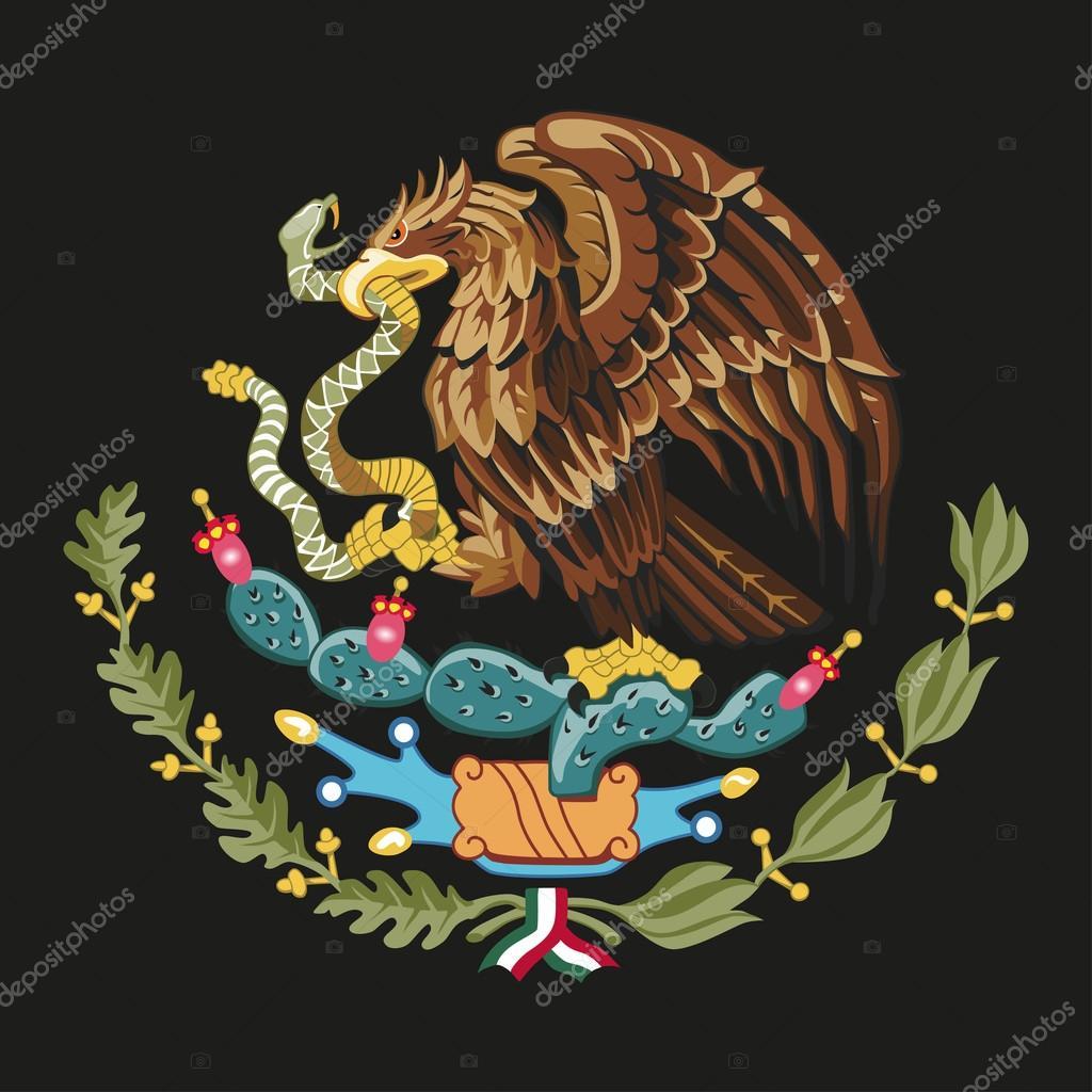 Resultado de imagen para serpiente bandera mexico