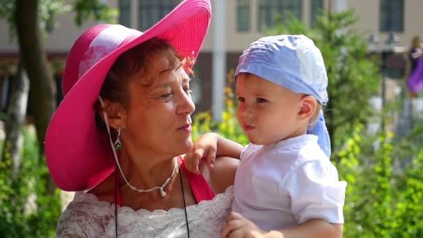 Внук и бабушка видео фото 595-754