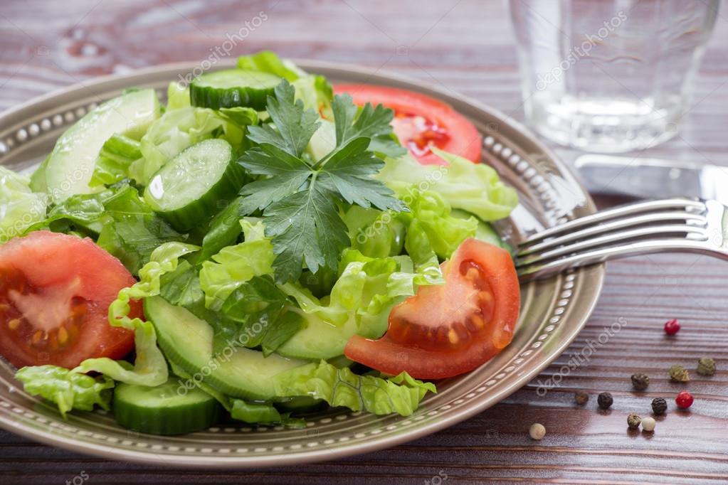 Салат рецепт авокадо помидор огурец