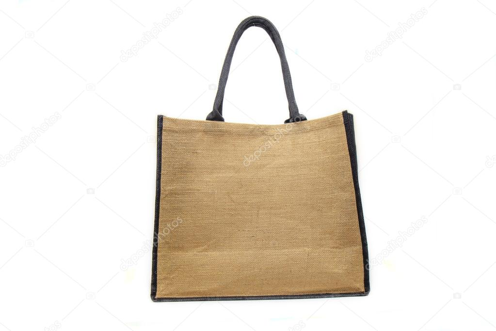 Big canvas bag — Stock Photo © winyoophoto #115863460