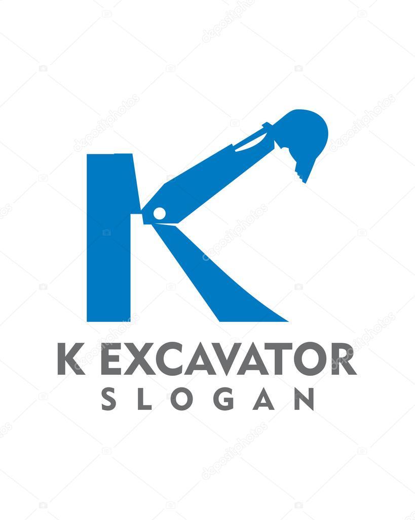 EEC Excavation Logo Design  Logomyway