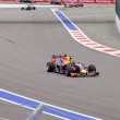 Постер, плакат: Daniil Kvyat of Red Bull Racing Formula One Sochi Russia