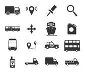 Navigace jednoduše ikony