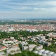 Постер, плакат: Aerial view of Munich Munich Bavaria Germany