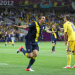 ������, ������: Zlatan Ibrahimovic of Sweden
