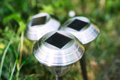 Solar Lantern  charged by the sun