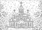 Santa claus dům
