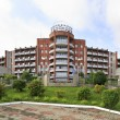 Постер, плакат: Sanatorium Health Resort Kuzbass resort Belokurikha