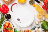 Italienisches Essen Kochen Zutaten