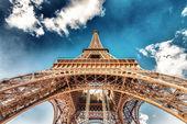 Parigi. La Torre Eiffel