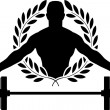 Постер, плакат: Glory of bodybuilding
