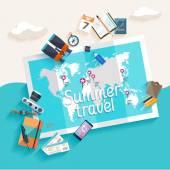Letní cestování