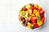 Čerstvý ovocný salát