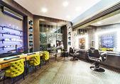 Interiér luxusní kosmetický salon