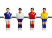 Plastový stůl fotbalistů