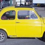 Постер, плакат: Fiat 500 Abarth