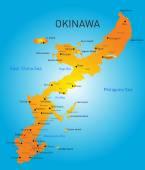 Okinawa mapa