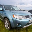 Постер, плакат: Car Mitsubishi Outlander