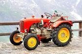 Régi traktor