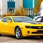 ������, ������: Chevrolet Camaro