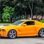Постер, плакат: Car Ford Mustang