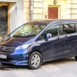 Постер, плакат: Car Honda Freed
