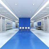 Ospedale blu