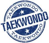 Taekwondo bélyegző