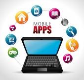 Mobilní aplikace design