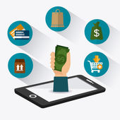 Online payments design.