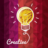 Creative idea design vector illustration eps 10