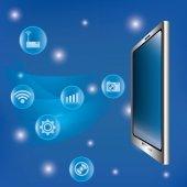 Bezpečnostní systém a technologie grafický design