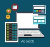 Design webových stránek a hosting