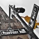 Постер, плакат: NYC street signs
