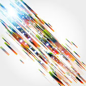 Abstract vector background with straight lines