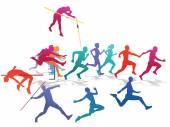 Sportovní událost, atlet