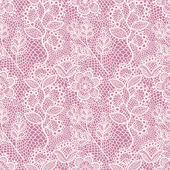Pink gentle seamless floral lace pattern vintage background