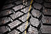 Zimní pneu protektor s hřeby