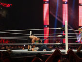 WWE Superstar John Cena set to do you cant see me move on wre