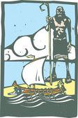 Zyklopen und Odysseus
