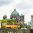 Постер, плакат: BERLIN GERMANY May 18: Traditional old Berlin Cathedral Beaut