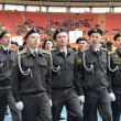 ������, ������: Moscow cadets