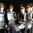 ������, ������: The students of the Moscow cadet corps of the police