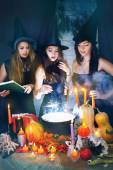 Beautiful witches