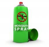 3D sprej proti komárům