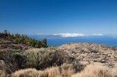 Krajiny pobřeží ostrova Tenerife